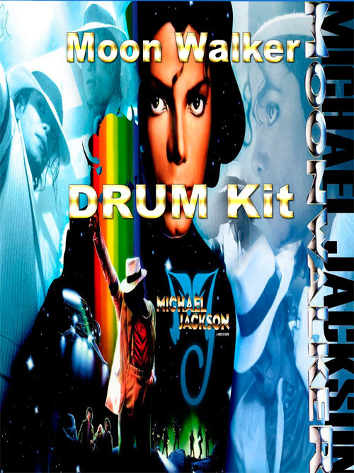 Product picture Michael Jackson Drum KIt  And  Samples