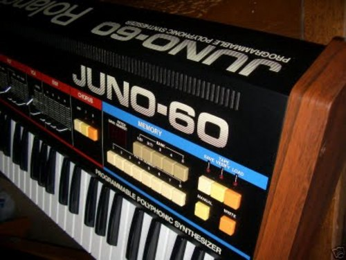 Product picture Roland Juno-60 Severs Manual