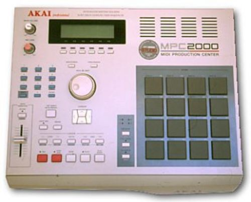Product picture Akia MPC 2000 Operating Manual