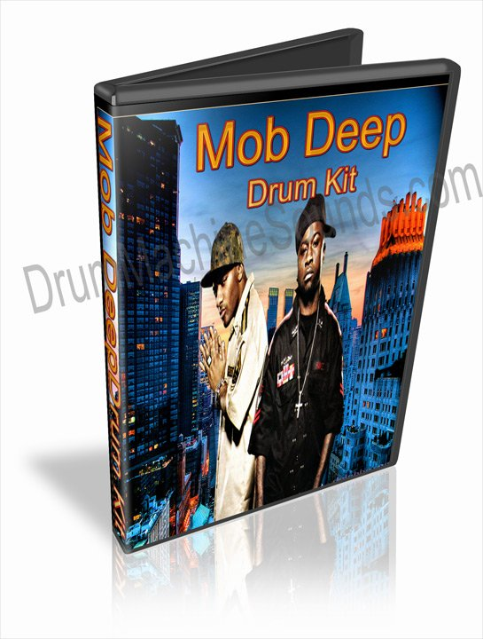 Thumbnail Mob deep Drum kits