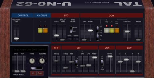 Product picture U No Juno 60 VSt