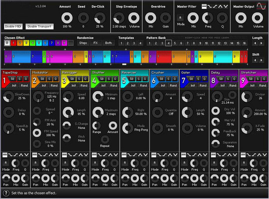 Product picture audio Manipulation VST Glitch