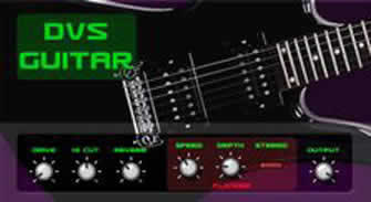 Product picture Vst dvs guitar