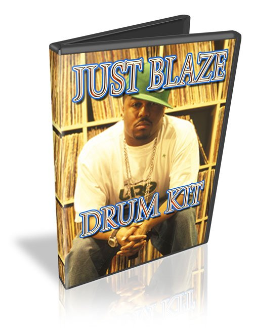 Thumbnail Just Blaze drum sounds