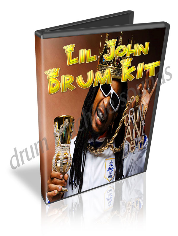 Thumbnail lil John Drum Kit
